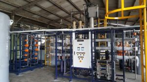 Fabricate, Supply, Deliver, Installation, Testing & Full Commissioning For Water Recycling Pilot Plant System
