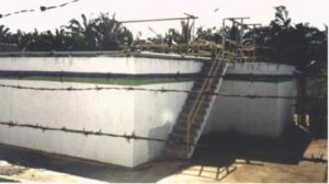 Reinforcement Concrete Treatment Plant